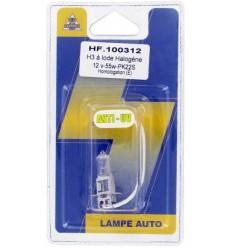 BLISTER LAMPE H3 12V 55W
