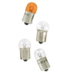 Lampes graisseurs R5W R10W tubulaires 12/24V