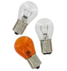 Lampes P21 PY21 Poirettes mono/bi-filament 12/24V