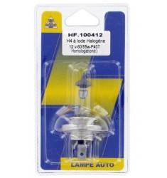 BLISTER LAMPE H4 12V 60/55W