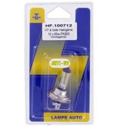 BLISTER LAMPE H7 12V 55W