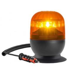 Gyrophare Eurorot SIRENA LED 12/24V - Magnétique et ventouse