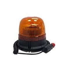 Gyrophare 12/24V Flash LED - Magnétique