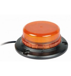 Gyrophare 12/24V LED Flash ULTRA PLAT- Fixation par vis