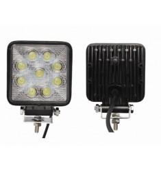 Projecteur de travail LED Carré 27W