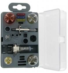 Coffret H1/H7 12V 6 lampes
