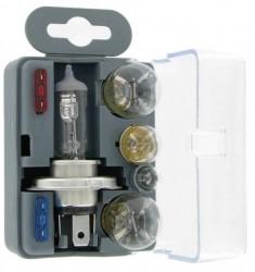Coffret H4 12V 5 lampes
