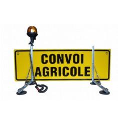 Kit magnétique CONVOI AGRICOLE