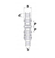 Chaine Ecoplus Simple Standard et Renforcé