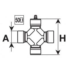 Bloc Croisillon JDH 80° BONDIOLI SFT-GLOBAL-100
