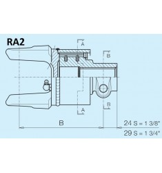 Réparation Limiteur Roue Libre RA2 BONDIOLI
