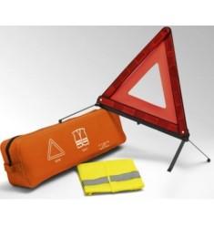 Kit Gilet et Triangle de Signalisation
