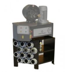 Etabli support machine 12 rangements et 2 étagères