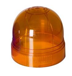 Globe Orange pour Gyrophare Véga et Eco