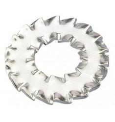 Rondelles Eventail Double Denture NFE 27626 Zingué