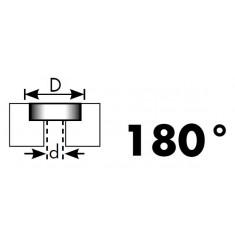 Jeu de 6 Forets Etagés à Lamer (180°) HSS-Co 5%