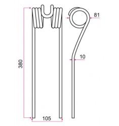 Dent Adaptable VICON 1660 7564