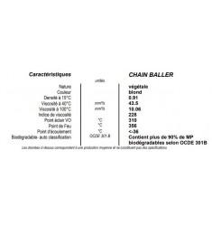 "Huile ""CHAIN BALLER"" 4x5L"