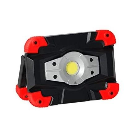 PROJECTEUR DE TRAVAIL PORTABLE LED 20W - 1800 Lumen