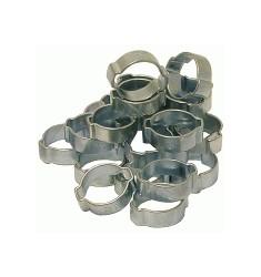 Coffret de 120 Colliers à Oreille de 11-13mm à 43-46mm